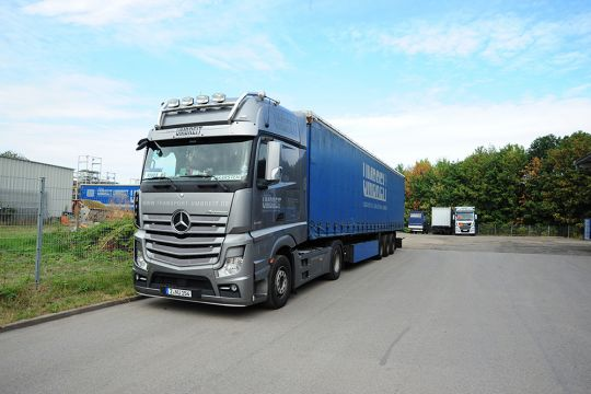 Umbreit Group Logistik - Volumentransporte Bild 2